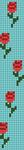 Alpha pattern #40346 variation #51290