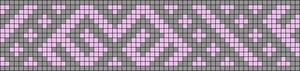 Alpha pattern #40400 variation #51348