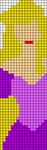 Alpha pattern #25691 variation #51381