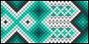 Normal pattern #24111 variation #51414