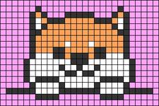 Alpha pattern #39801 variation #51459