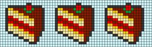 Alpha pattern #38100 variation #51579