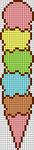 Alpha pattern #12383 variation #51583