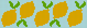 Alpha pattern #21245 variation #51585