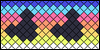 Normal pattern #16502 variation #51591