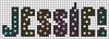 Alpha pattern #36845 variation #51660