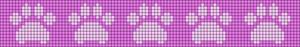 Alpha pattern #40468 variation #51816