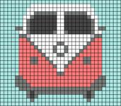 Alpha pattern #39115 variation #51825