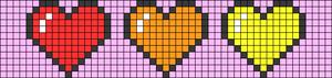 Alpha pattern #40610 variation #51852