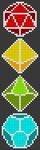 Alpha pattern #40599 variation #51854