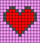 Alpha pattern #26140 variation #51862