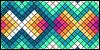 Normal pattern #26211 variation #51912
