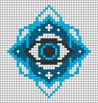 Alpha pattern #33281 variation #51972
