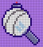 Alpha pattern #40668 variation #51975