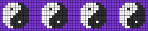 Alpha pattern #19524 variation #51982