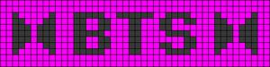 Alpha pattern #40662 variation #51985