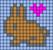 Alpha pattern #36619 variation #52132