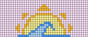 Alpha pattern #40663 variation #52170