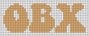 Alpha pattern #35890 variation #52248