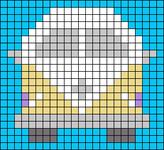 Alpha pattern #40491 variation #52253