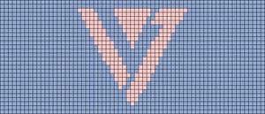 Alpha pattern #21766 variation #52361