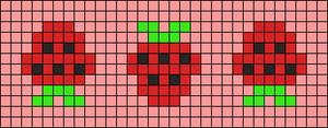 Alpha pattern #40640 variation #52374
