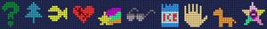 Alpha pattern #38963 variation #52620