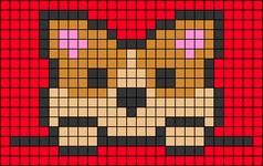 Alpha pattern #39780 variation #52710