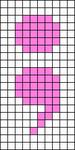 Alpha pattern #36630 variation #52753
