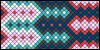 Normal pattern #25414 variation #52796