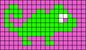 Alpha pattern #21683 variation #53008