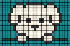 Alpha pattern #40391 variation #53175