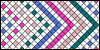 Normal pattern #25162 variation #53178