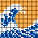Alpha pattern #26588 variation #53192