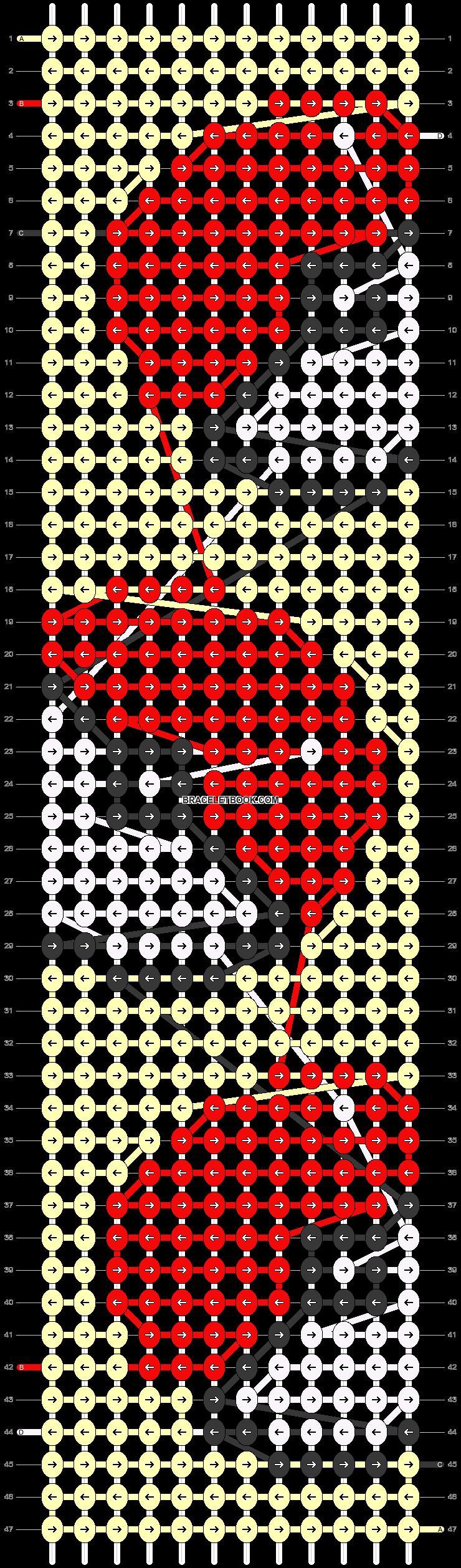Alpha pattern #16837 variation #53195 pattern