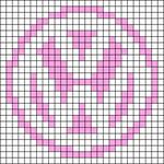 Alpha pattern #10579 variation #53210