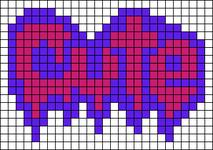 Alpha pattern #41024 variation #53299