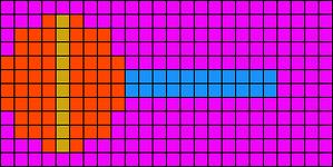 Alpha pattern #17724 variation #53480