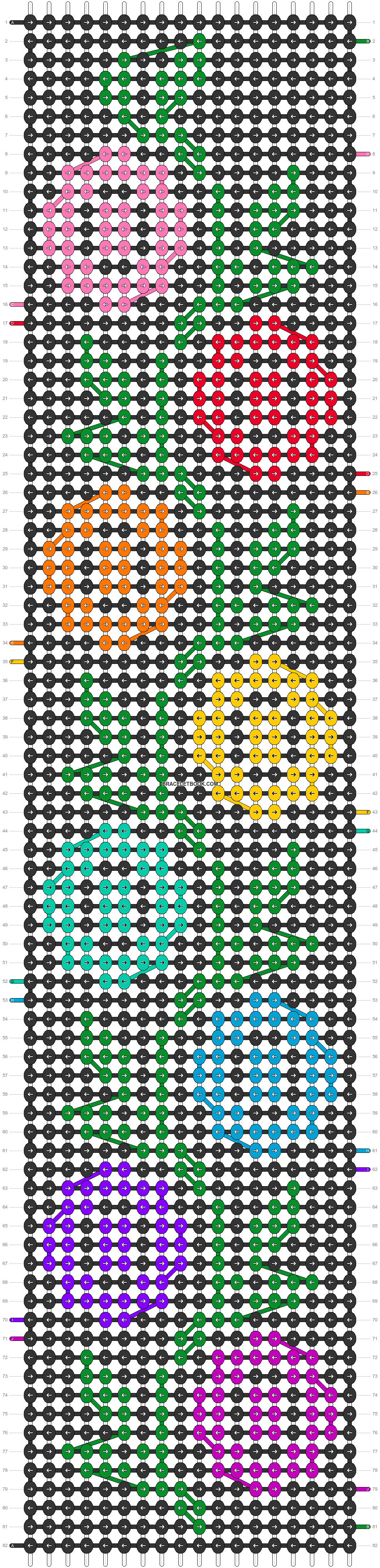 Alpha pattern #40917 variation #53504 pattern