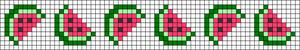Alpha pattern #41141 variation #53528