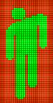 Alpha pattern #27227 variation #53599
