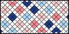 Normal pattern #31072 variation #53714