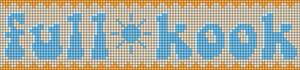 Alpha pattern #39225 variation #53782