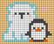Alpha pattern #28627 variation #53968