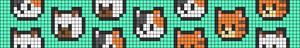 Alpha pattern #39260 variation #54000