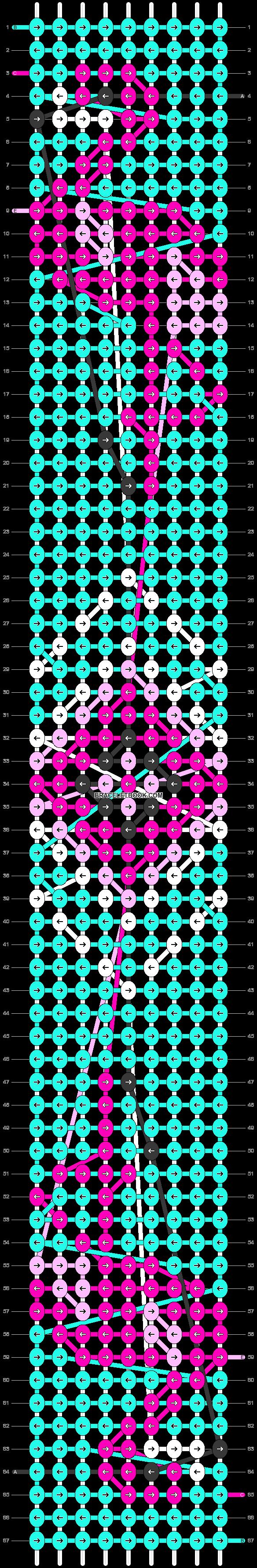 Alpha pattern #40794 variation #54064 pattern