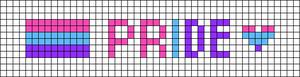 Alpha pattern #30994 variation #54159