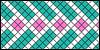 Normal pattern #36448 variation #54166