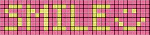 Alpha pattern #836 variation #54182