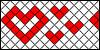 Normal pattern #30643 variation #54199